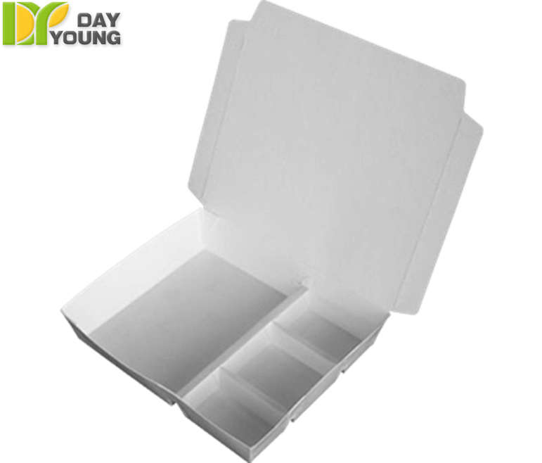 Sandwich Container | Vertical Divide Box 403L|Disposable Cups Manufacturer and Supplier - Day Young, Taiwan