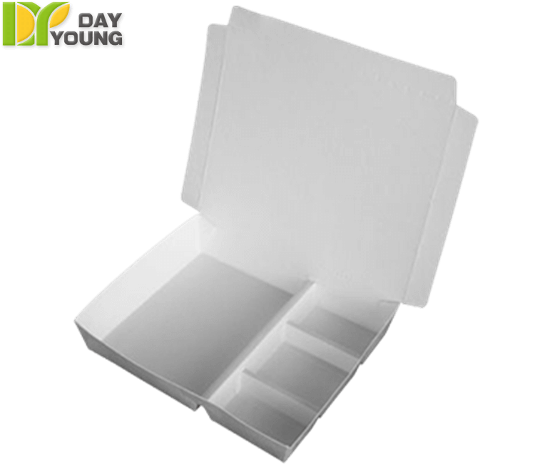Meal Storage Containers|Vertical Divide Box 403-Lock|Disposable Cups Manufacturer and Supplier - Day Young, Taiwan