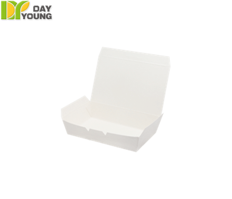 Bulk Food Containers|Small Meal Box (1-Lock)|Paper Food Containers Manufacturer and Supplier - Day Young, Taiwan