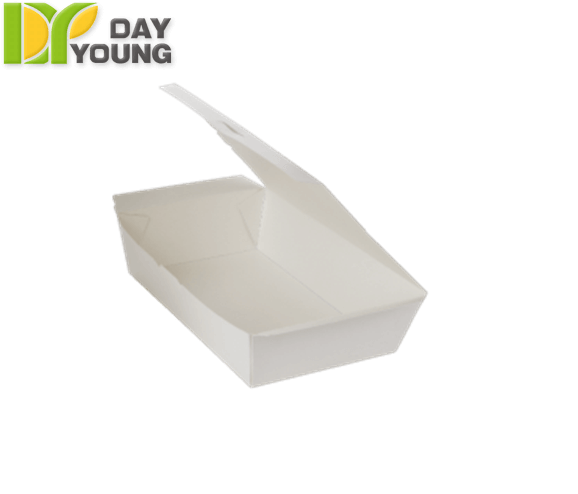 Paper Meal Box|Extra Large Meal Box (3-Lock)|Paper Meal Box Manufacturer and Supplier - Day Young, Taiwan