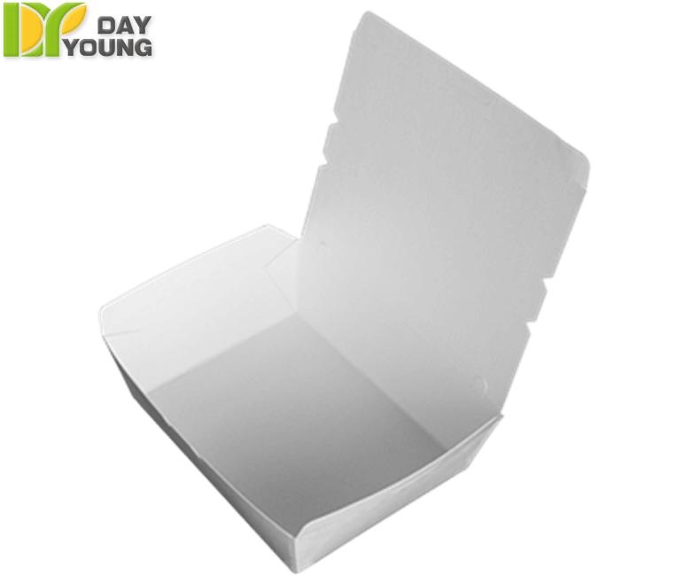 Bulk Food Containers | Large Sandwich Box(Stay Closed)|Paper Food Containers Manufacturer and Supplier - Day Young, Taiwan