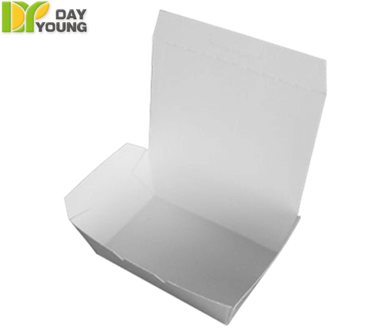 Disposable Food Storage Containers|Medium Snack Box(Stay Closed)|Paper Food Containers Manufacturer and Supplier - Day Young, Taiwan