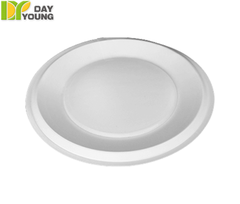 "Reusable Food Containers|12"" Round Plate