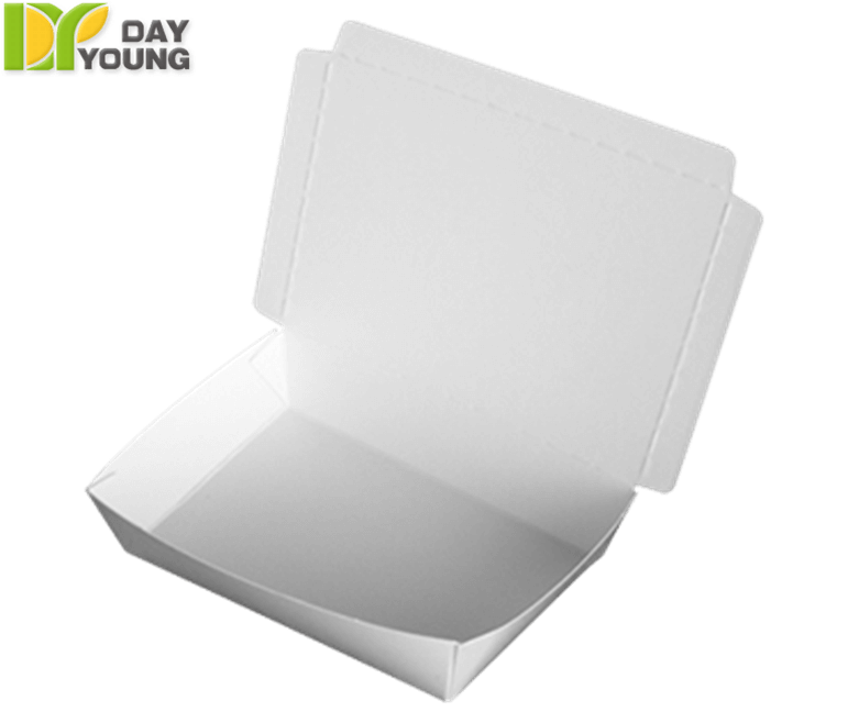 Paper Food Containers, Extra Large Meal Box