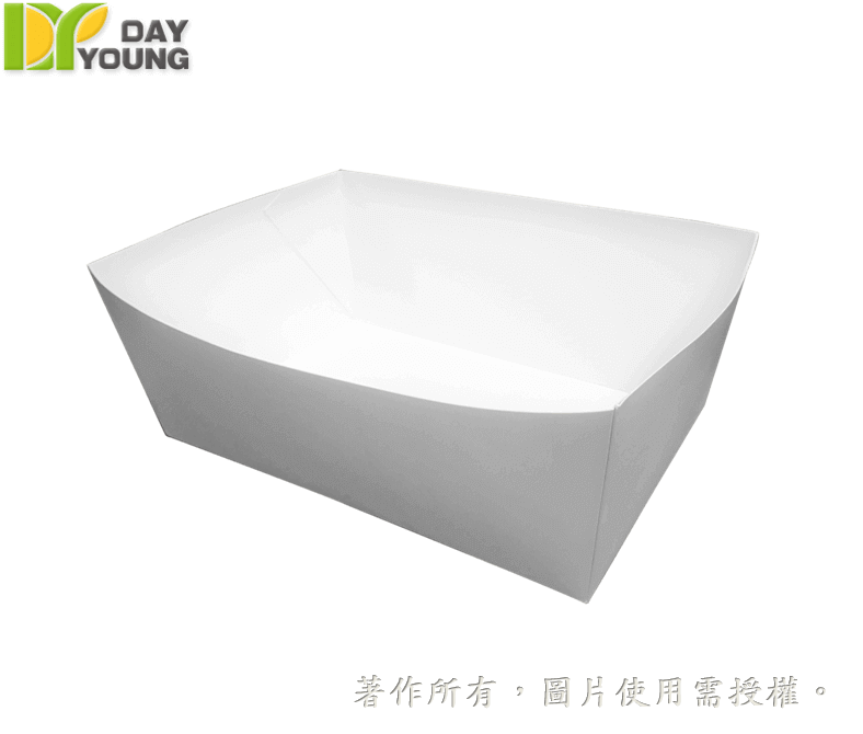 Paper Food Containers|Paper Bus Box (L)|Meal Box Manufacturer and Supplier - Day Young, Taiwan