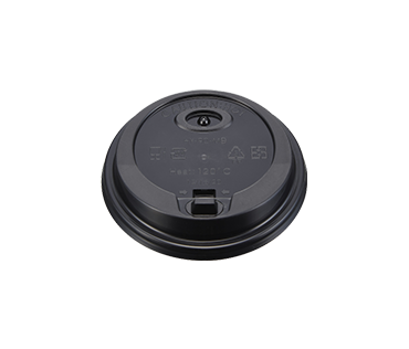 Plastic Cups | Coffee Cups With Lids | Black Dome Lids for Hot Cups (Fits 8 oz to 22 oz Capacity) | Plastic Cups Manufacturer & Supplier - Day Young, Taiwan