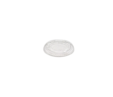 Plastic Cups | Clear Plastic Cups With Lids | PET Sauce Container Flat Lid 62mm | Plastic Cups Manufacturer & Supplier - Day Young, Taiwan