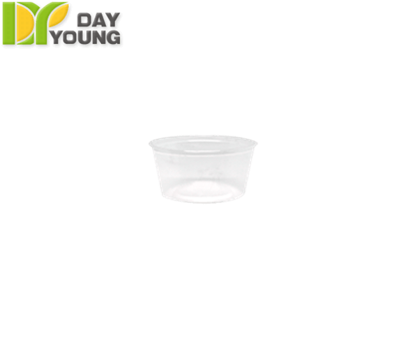Plastic Cups | Plastic Tumbler Cups | 1.5oz PP Portion Cup / Sauce container | Plastic Cups Manufacturer & Supplier - Day Young, Taiwan