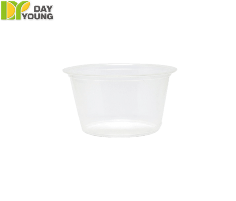 Plastic Cups | Plastic Tumbler Cups | 2oz PP Portion Cup / Sauce container | Plastic Cups Manufacturer & Supplier - Day Young, Taiwan