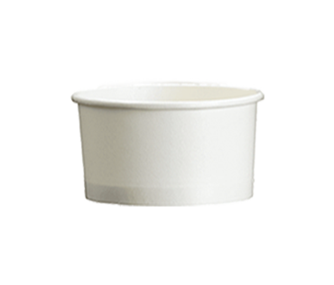 Paper Food Containers - Ice cream Cups 4oz