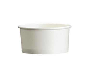 Paper Food Containers - Ice cream Cups 130 4.5oz