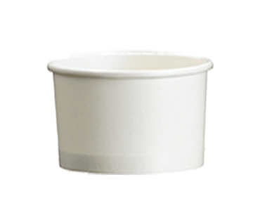 Paper Food Containers - Ice cream Cups (96) 8oz