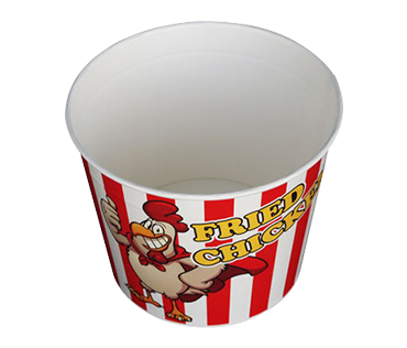 Paper Chicken Buckets 85oz