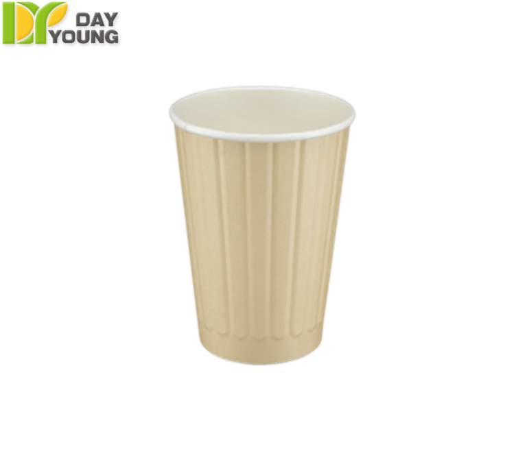 Paper Espresso Cups|Paper Double Wall Hot Drink Coffee Cup 12oz|Paper Espresso Cups Manufacturer and Supplier - Day Young, Taiwan
