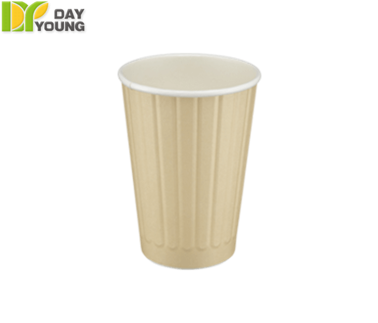 Hot Drink Cups|Paper Double Wall Hot Drink Coffee Cup 16oz|Paper Coffee Cup Manufacturer and Supplier - Day Young, Taiwan